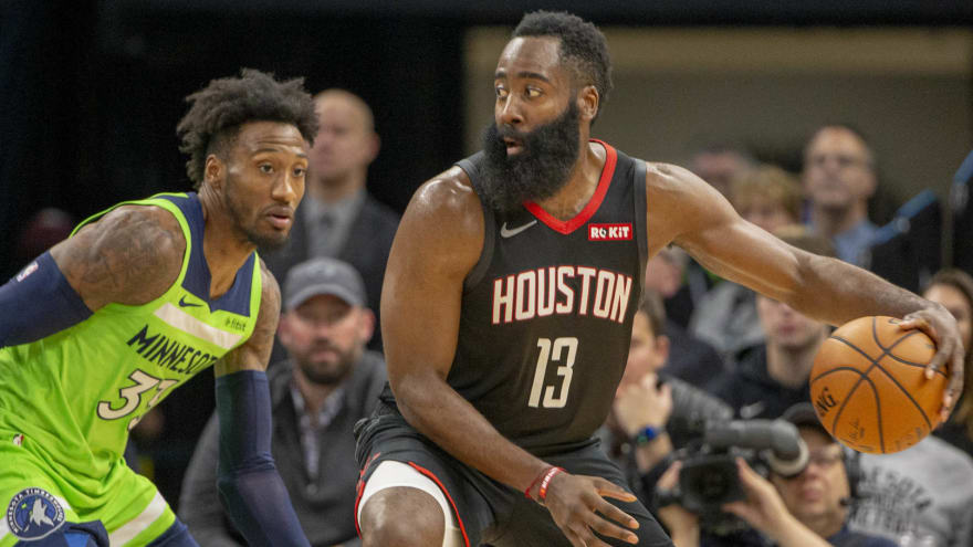 James Harden's absurd season represented in five stats