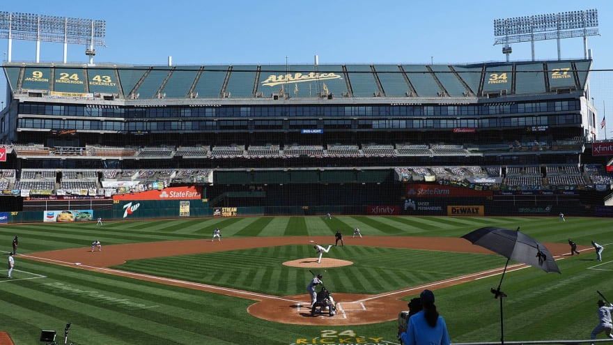 Monday's Twins-A's game postponed due to COVID-19 issues