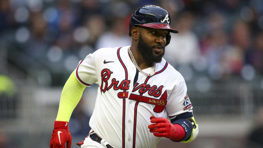 Marcell Ozuna reportedly has administrative leave extended