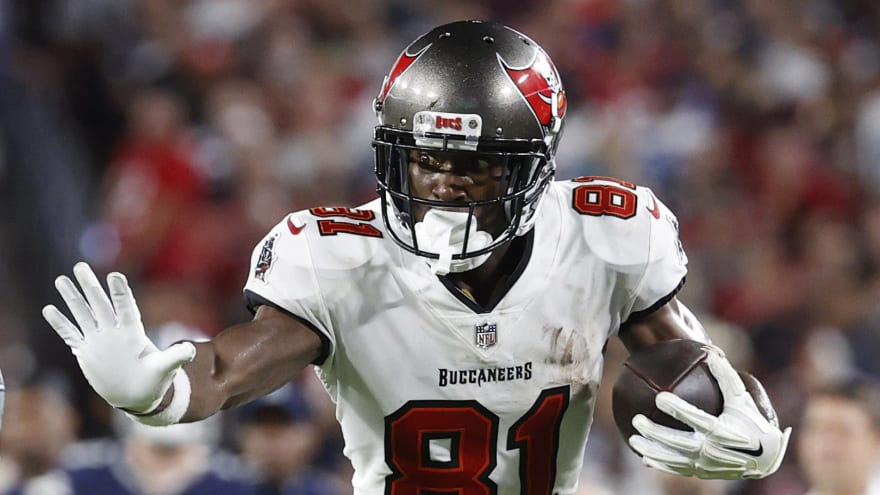 Seven winners, losers from Buccaneers' victory over Cowboys