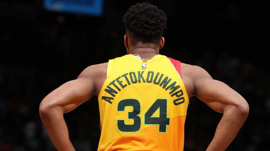 Five candidates for every NBA award