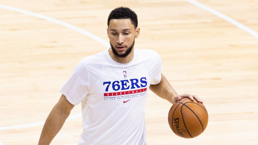 76ers fans are major factor in Ben Simmons' trade demand?
