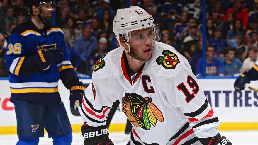 The 'Chicago Blackhawks captains' quiz