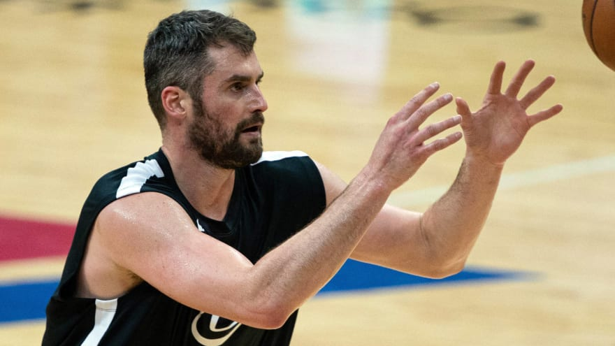 Kevin Love expected to be out through All-Star break