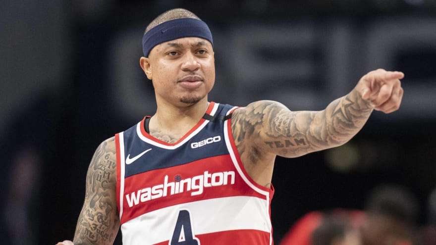 Isaiah Thomas lobbies for spot on Lakers