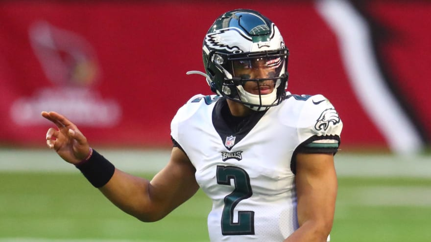 Eagles to make Jalen Hurts compete for starting job?