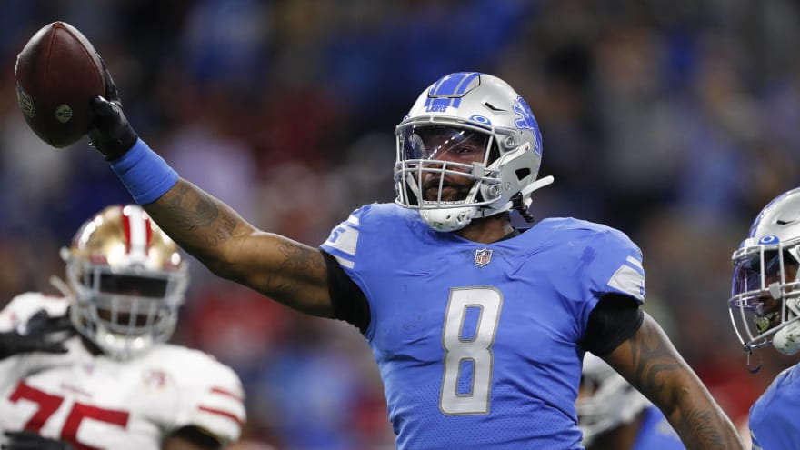 Lions reportedly shopping Jamie Collins