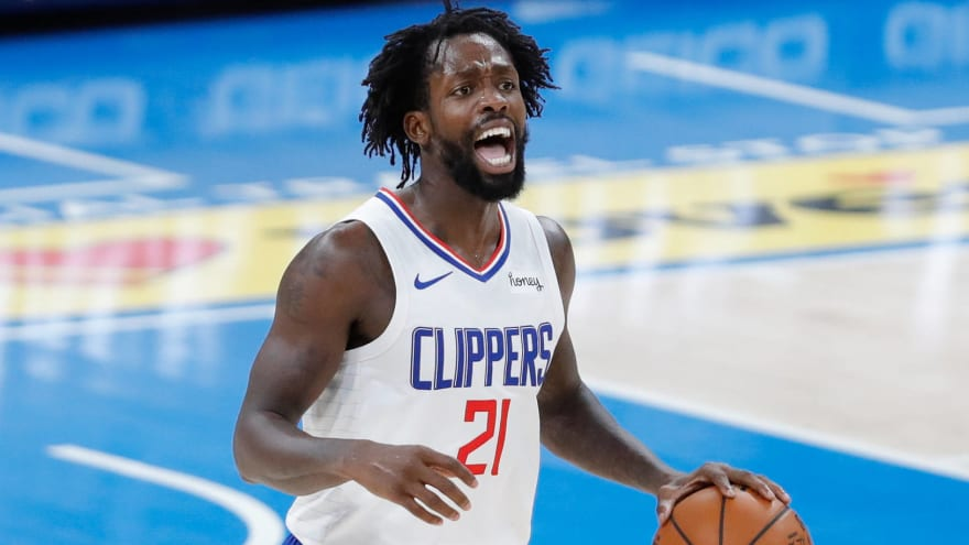 Patrick Beverley: 'I've poured blood, sweat and tears into this'