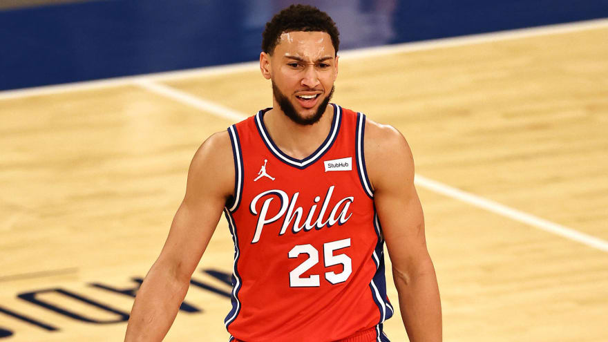 Ben Simmons appears to respond to critics in IG post