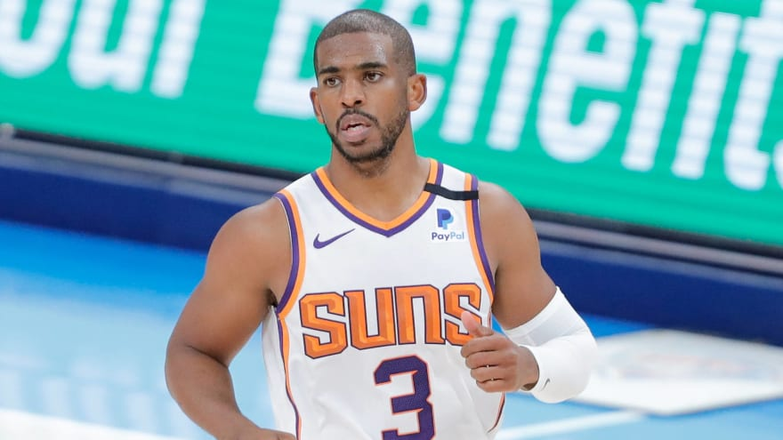 Chris Paul reportedly received COVID vaccine