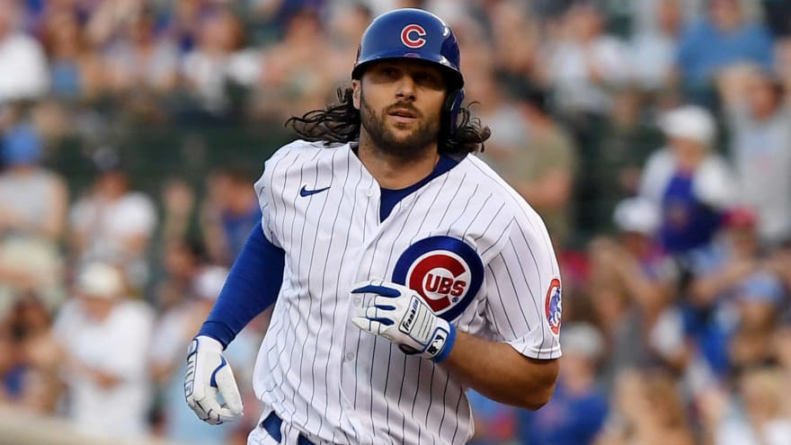 Padres acquire OF Jake Marisnick from Cubs
