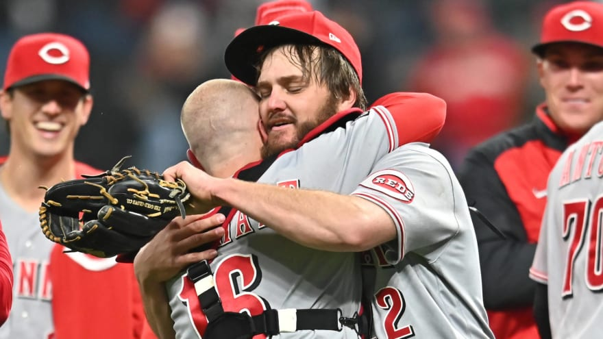 Wade Miley credits tattoo for bringing luck in no-hitter