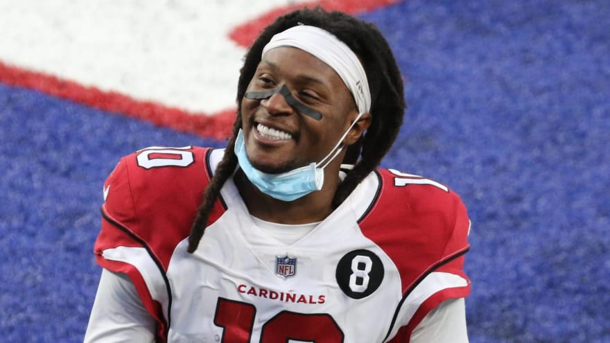 DeAndre Hopkins would rather retire than get COVID vaccine?