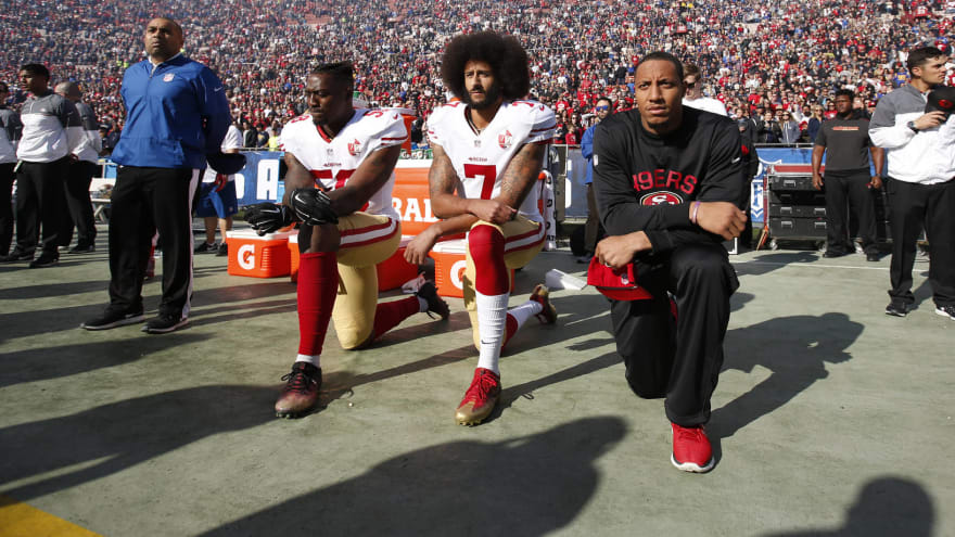 A history of athletes and activism
