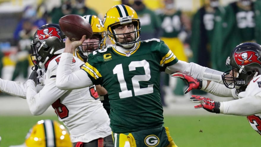 Rodgers reportedly looking to 'pull a Tom Brady'