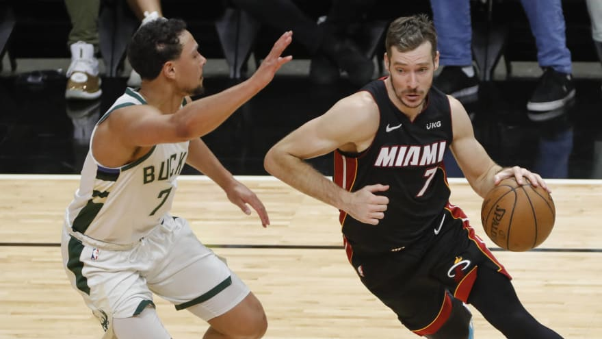 No, Heat did not disrespect Goran Dragic by giving away his jersey number