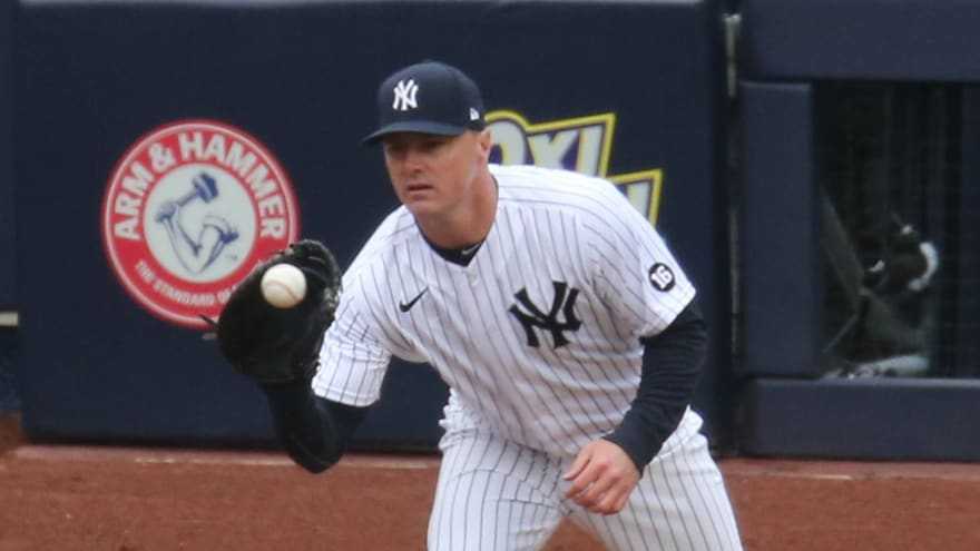 Watch: Yankees announcer John Sterling unveils home run call for Jay Bruce