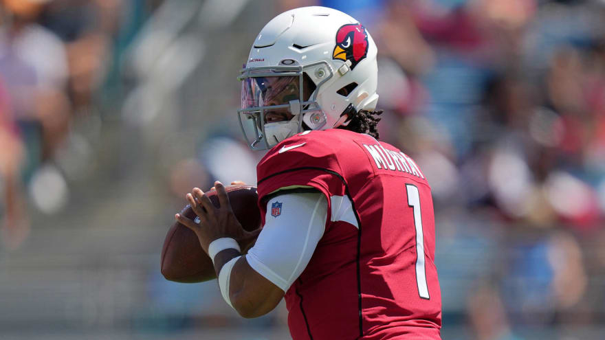 Watch: Kyler Murray does yoga pose touchdown celebration