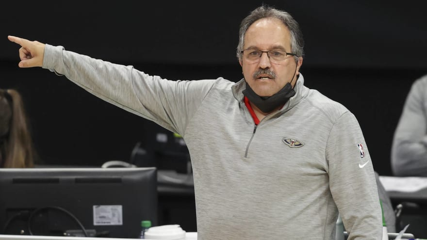 Pelicans fire Stan Van Gundy after just one season