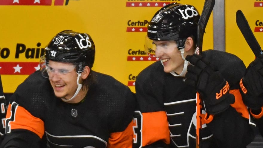 A deep dive into the Flyers' salary-cap situation