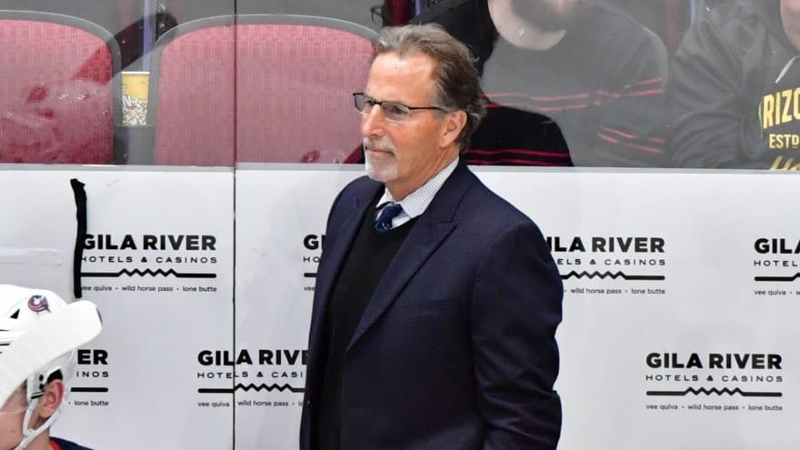 Ex-NHL coach John Tortorella set to be new ESPN analyst