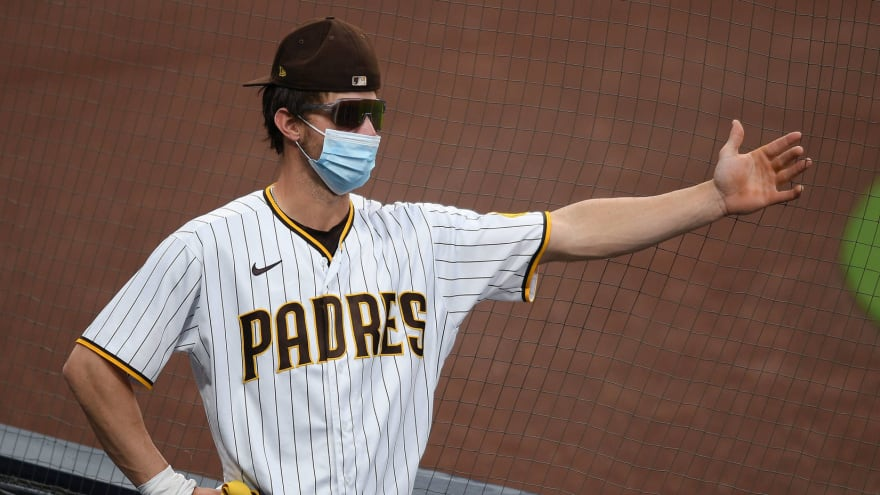 Wil Myers positive for COVID; Eric Hosmer added to IL