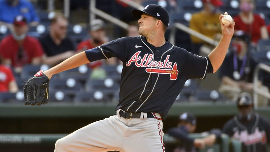 Drew Smyly goes on IL with forearm inflammation