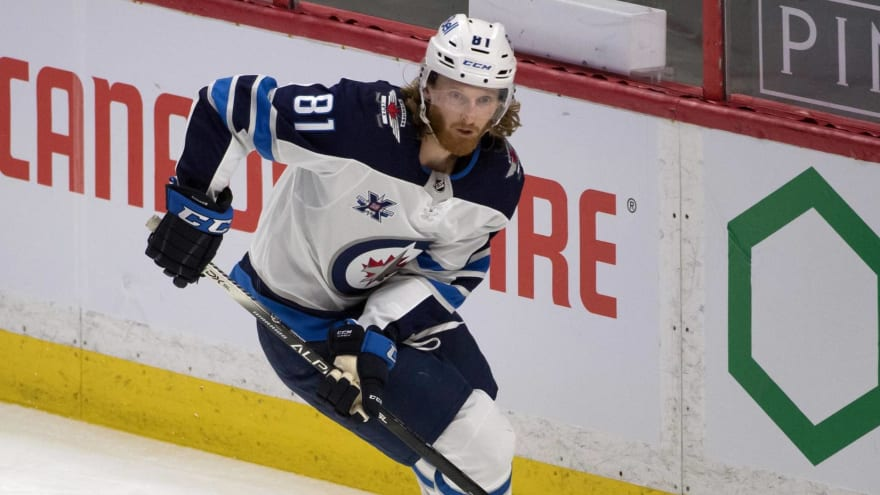 Kyle Connor wins longest game in Jets history with goal
