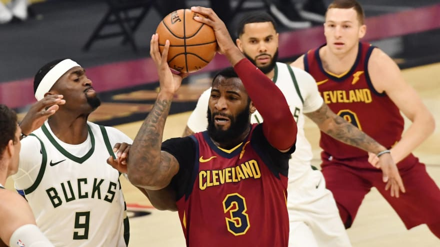 Report: Cavs won't play Drummond amid trade discussions