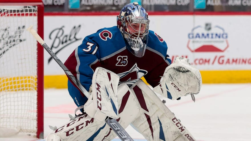 Three Avalanche games postponed due to COVID-19