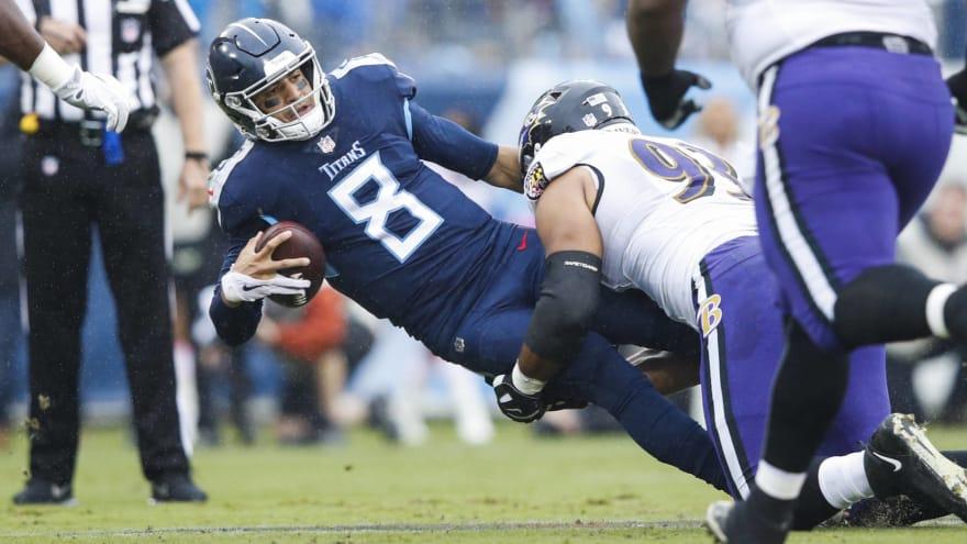 The 'Most sacked quarterbacks in a single season' quiz