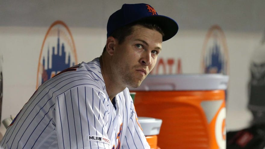 deGrom: Finishing career with Mets would be 'really cool'