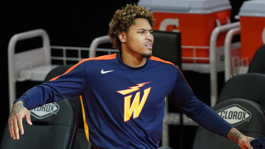 Steve Kerr weighs in on Kelly Oubre Jr. coming off the bench