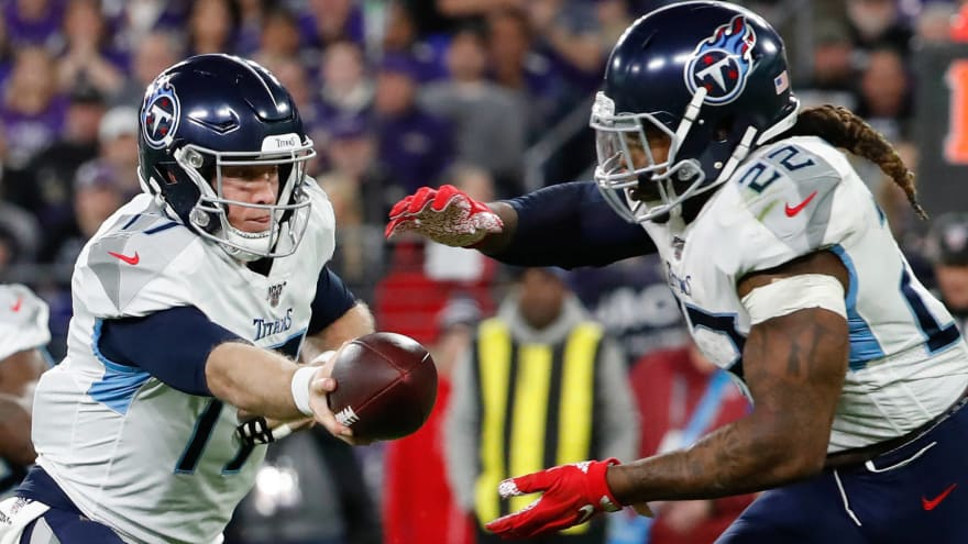 Why re-signing Derrick Henry makes sense for Titans