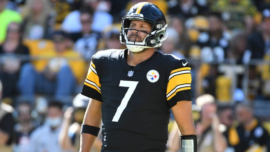 Mike Tomlin: Ben Roethlisberger 'has some hip issues'