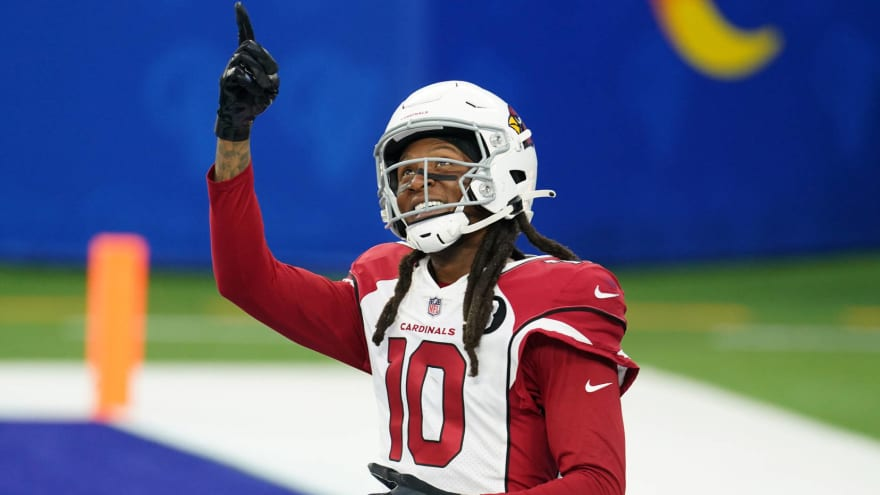 DeAndre Hopkins hoping to expand charity work in Arizona