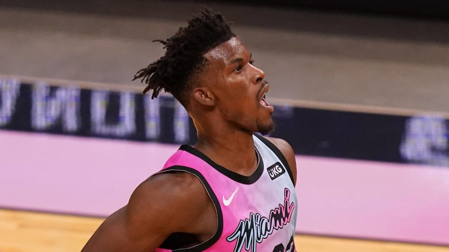 Jimmy Butler to sign four-year, $184 million extension with the Miami Heat