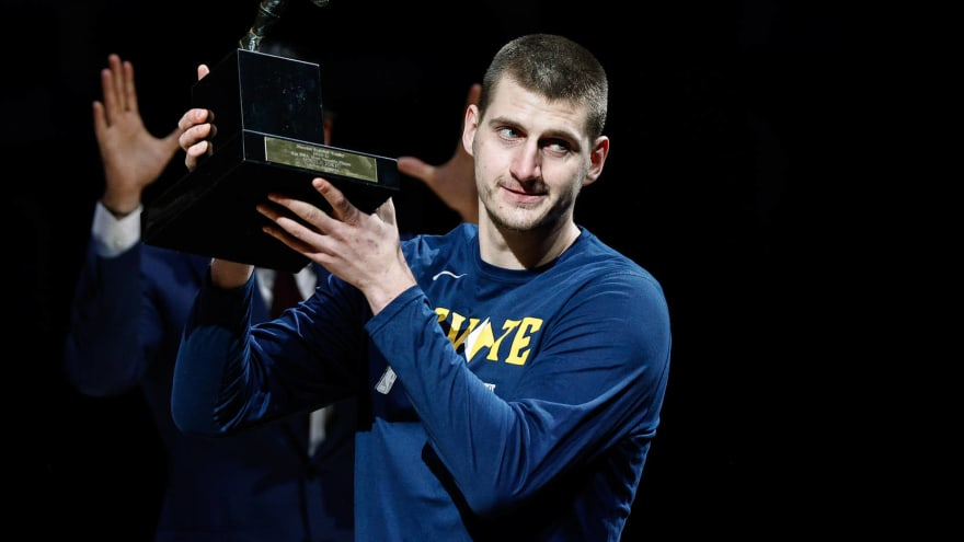 Could 2021-22 be the year in which Nikola Jokic wins more than MVP?