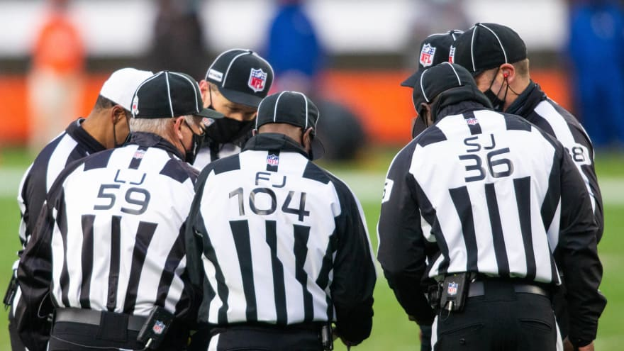 NFL inadvertently admits to costly blown call in Bills-Texans playoff game two seasons later?