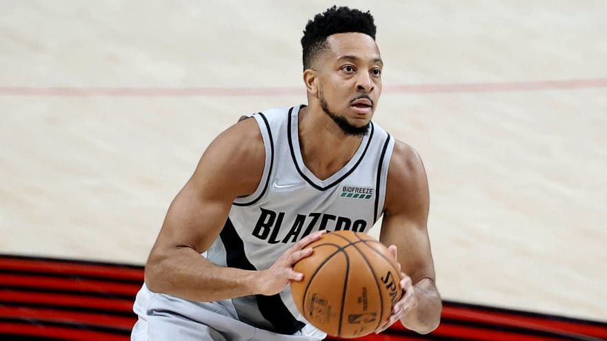 CJ McCollum on Lakers: 'I think they'll be a solid team'