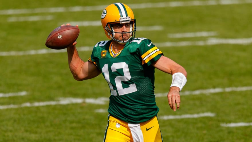 Broncos reportedly 'most interested' in trading for Rodgers