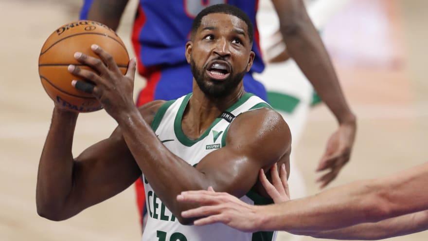 Tristan Thompson disputes he's disliked by Celtics' teammates