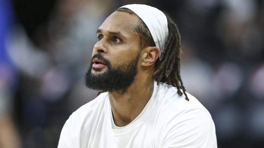 Spurs guard Patty Mills to donate remainder of salary to Black Lives Matter, other causes