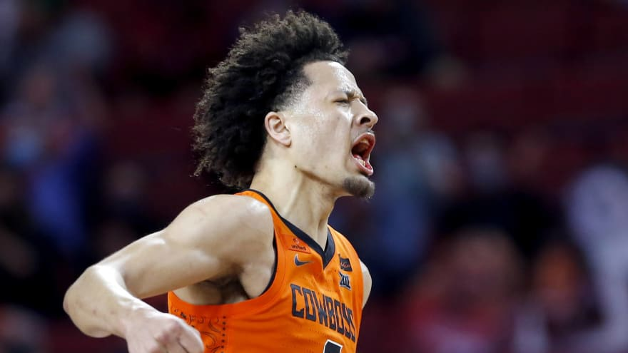 Cade Cunningham declares for the 2021 NBA Draft