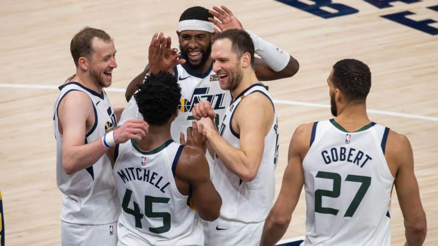 Can Utah's mind-bending basketball translate to postseason success?