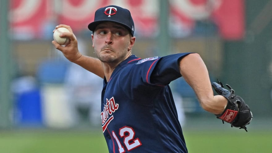 Jake Odorizzi agrees to two-year contract with Astros