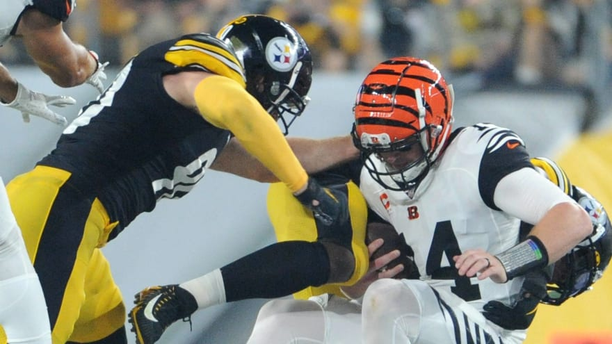 Week 12 NFL mismatches: Why Steelers, Bears, Saints could roll