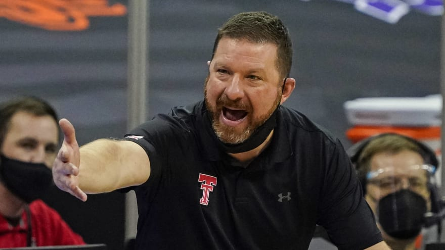 Report: Chris Beard is leading candidate for Texas job
