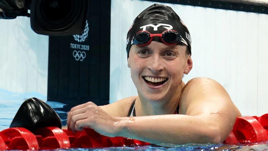 Katie Ledecky joining Florida Gators as volunteer swim coach
