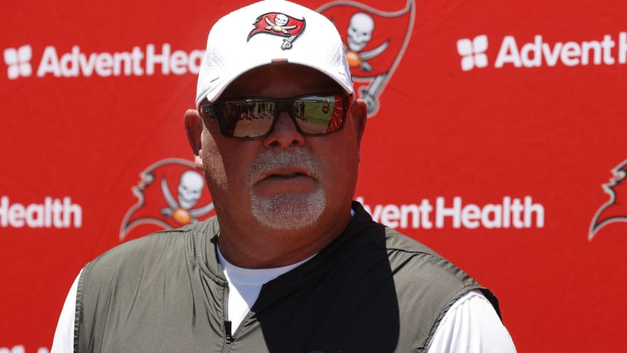 Bruce Arians gives hint about how long he will coach